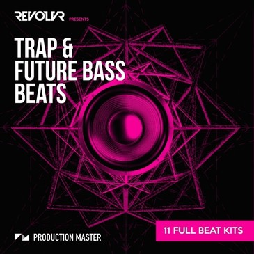 Revolvr: Trap & Future Bass Beats