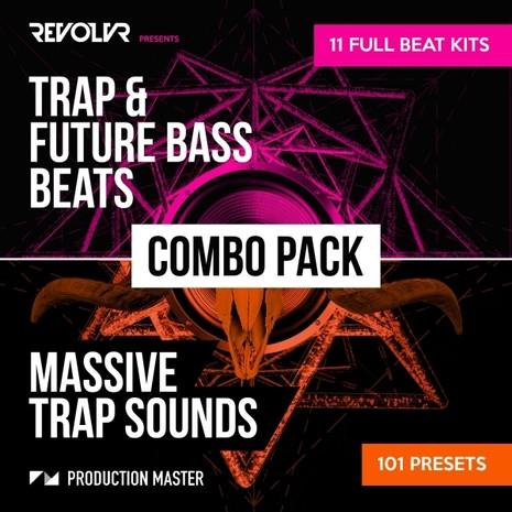 Revolvr: Trap Combo Pack