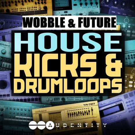 Wobble & Future House Kicks & Drum Loops