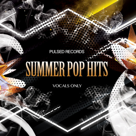 Summer Pop Hits: Vocals Only