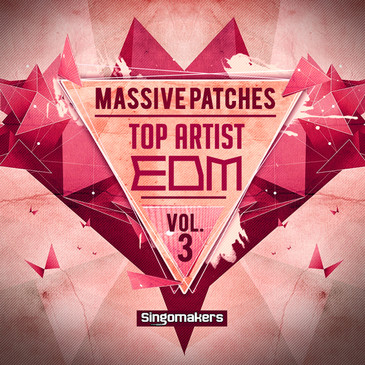 Top Artist EDM Massive Patches 3