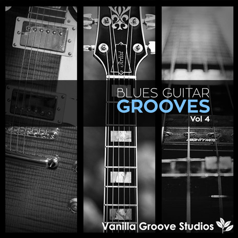 Blues Guitar Grooves Vol 4
