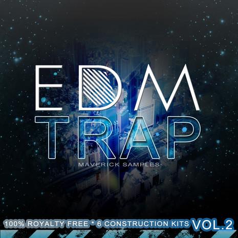 Maverick Samples: EDM Trap Vol 2