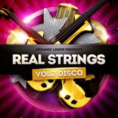 Real Strings Vol 7: Disco Strings