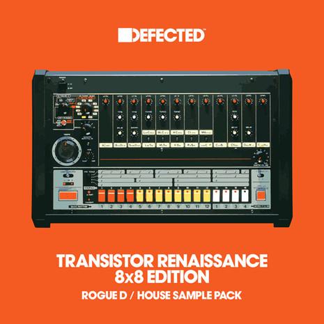 Defected Transistor Renaissance 8x8 Edition: Rogue D