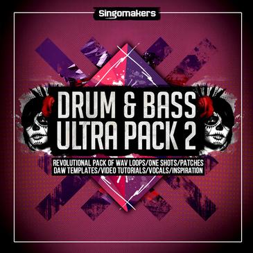 Drum & Bass Ultra Pack 2