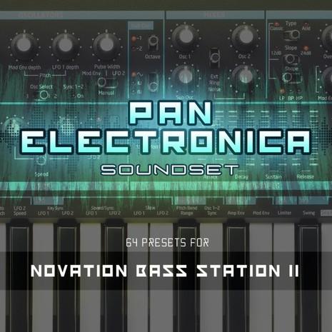 Pan Electronica: Novation Bass Station 2 Soundset