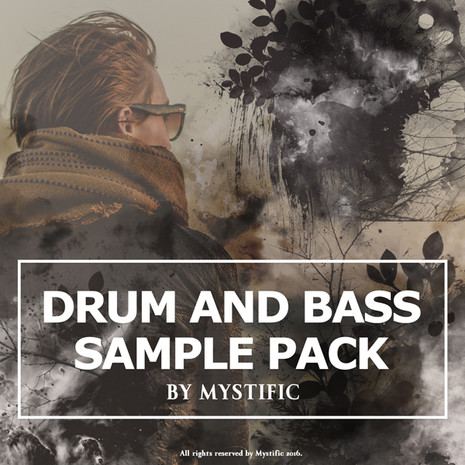 Mystific: Drum & Bass Sample Pack