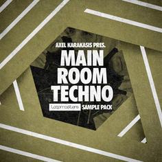 Axel Karakasis: Main Room Techno