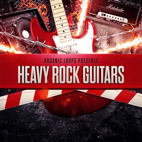 Heavy Rock Guitars