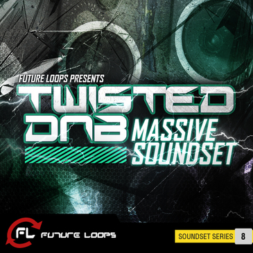 Twisted DNB: Massive Soundset