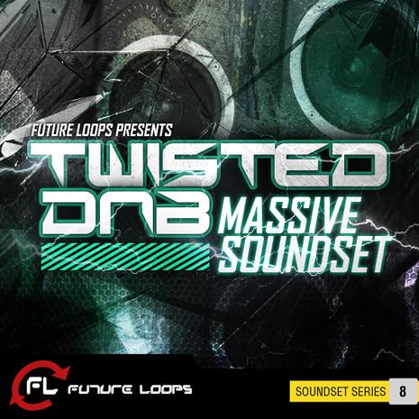 Twisted DNB: Massive Soundset