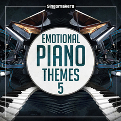 Emotional Piano Themes 5