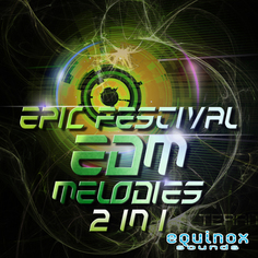 Epic Festival EDM Melodies 2-in-1