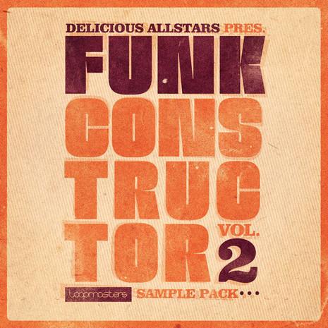 Delicious Allstars: Funk Constructor Vol 2