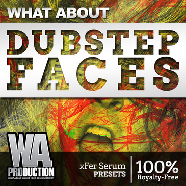 What About: Dubstep Faces