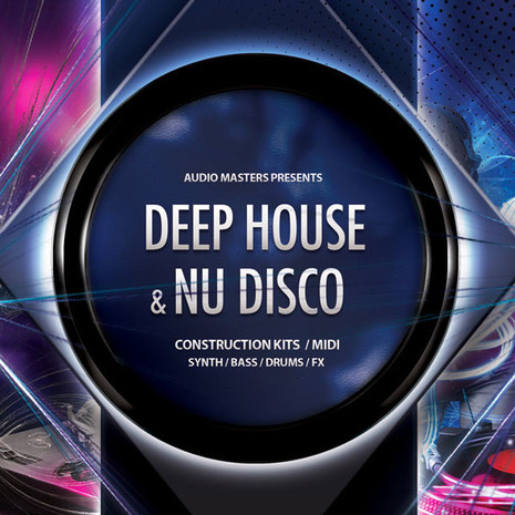 Deep House & Nu Disco Bundle
