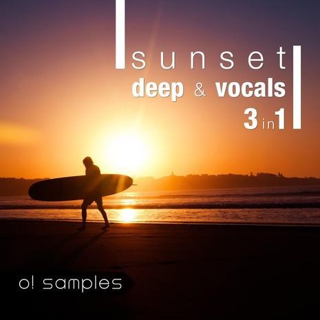 Sunset Deep & Vocals 3-in-1