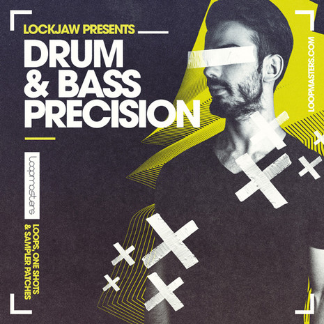 Lockjaw: Drum & Bass Precision