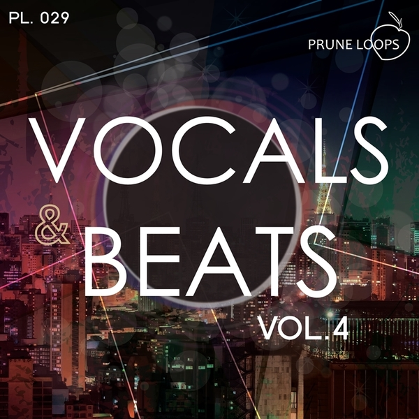 Vocals And Beats Vol 4