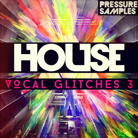 House Vocal Glitches 3
