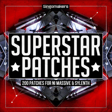 Superstar Patches: Massive & Sylenth