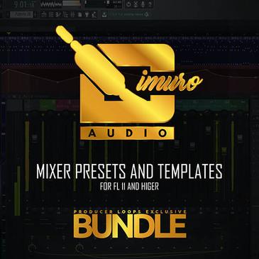 DiMuro Audio: Mixer Presets & Template