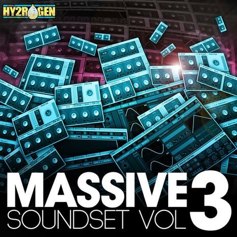 Massive Soundset Vol 3