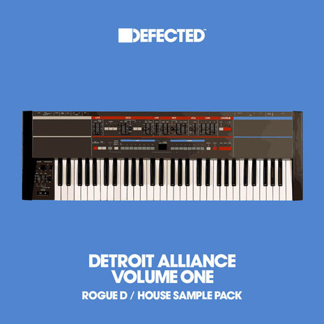 Defected Detroit Alliance Vol 1: Rogue D