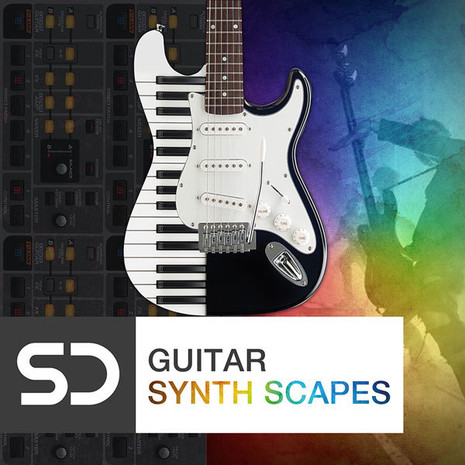 Guitar Synth Scapes