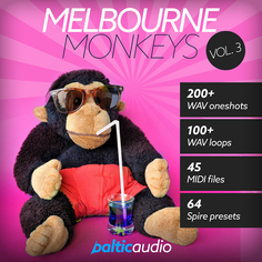 Melbourne Monkeys Vol 3