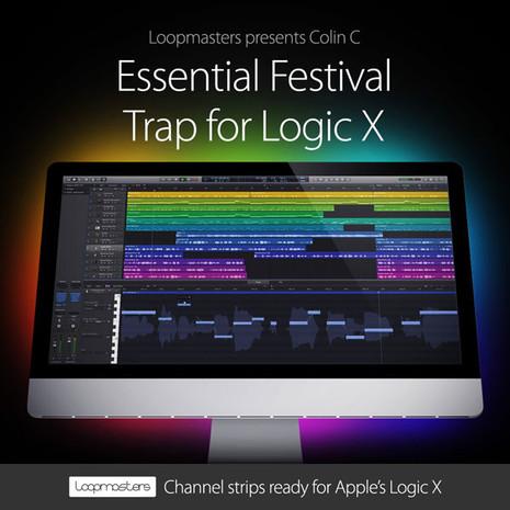 Essential Festival Trap For Logic X