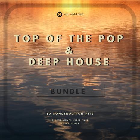 Top Of The Pop & Deep House Bundle (Vols 1-3)