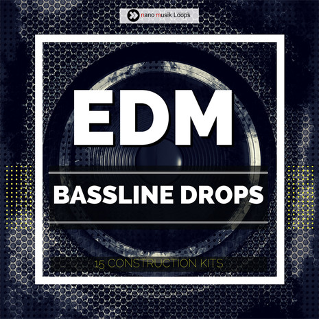 EDM Bassline Drops