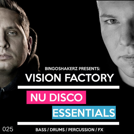 Vision Factory: Nu Disco Essentials