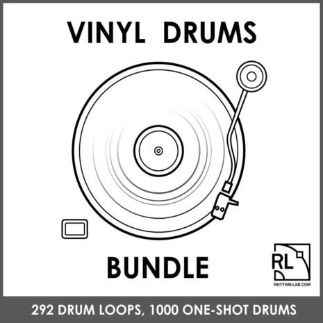 Vinyl Drums Bundle