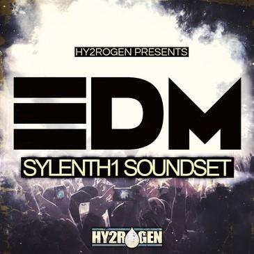 EDM Sylenth1 Soundset