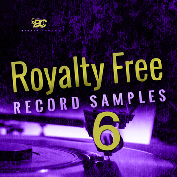 Royalty-Free Record Samples 6