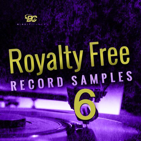 Royalty Free Record Samples 6