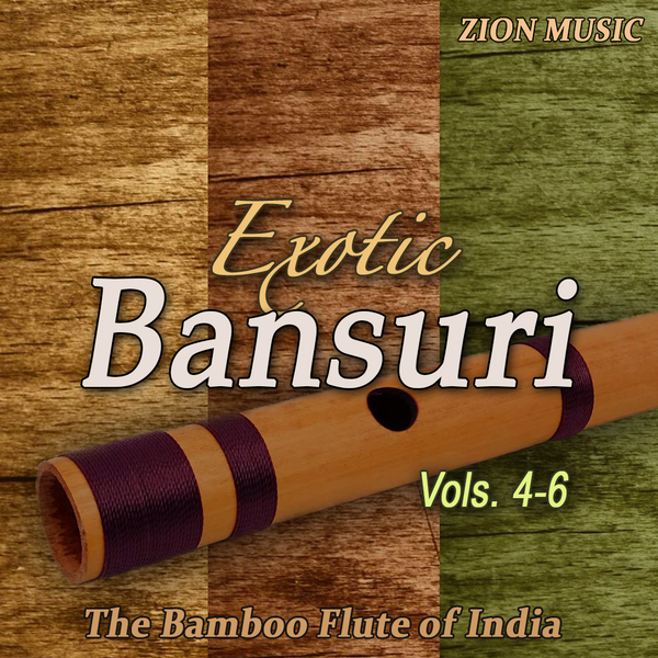 Exotic Bansuri Bundle (Vols 4-6)