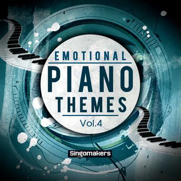 Emotional Piano Themes 4