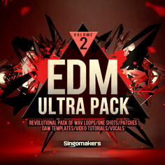 EDM Ultra Pack Vol 2