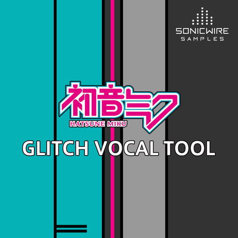 Hatsune Miku Glitch Vocal Tool