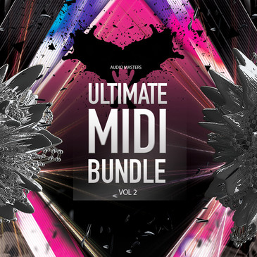 Ultimate MIDI Bundle Vol 2: Tropical, House & Electro