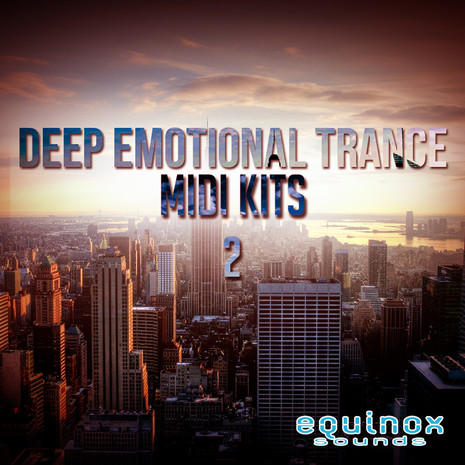 Deep Emotional Trance MIDI Kits 2