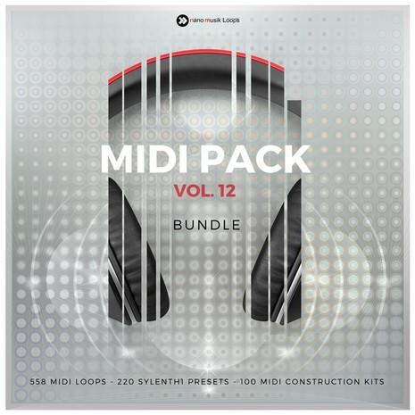 MIDI Pack Vol 12 Bundle