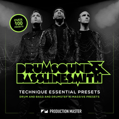 Drumsound & Bassline Smith: Technique Essential Presets