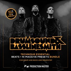 Drumsound & Bassline Smith: Technique Essential Bundle
