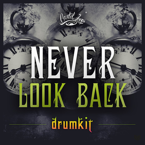Never Look Back Drum Kit