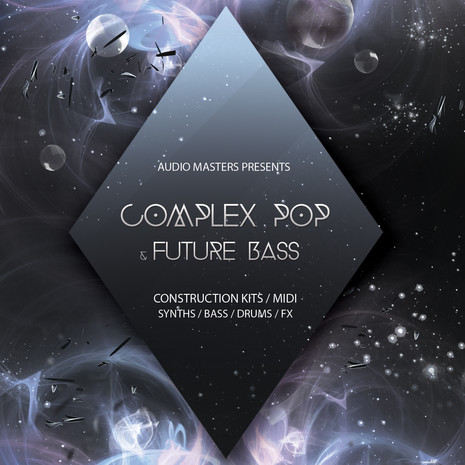 Complex Pop & Future Bass Bundle